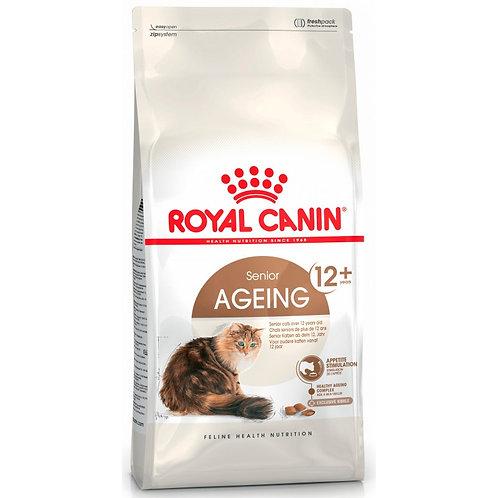 Royal Canin Ageing 12+ Роял Канин Сухой корм для кошек старше 12 лет