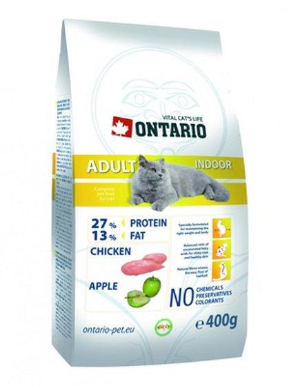 Ontario для домашних кошек, с цыпленком