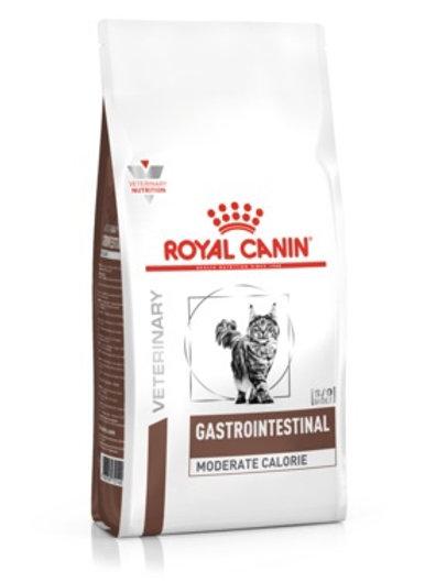 Royal Canin Gastro Intestinal Moderate Calorie нарушение пищ. с умерен. энергией