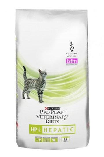 Purina Pro Plan hepatic hp для кошек при заболевании печени