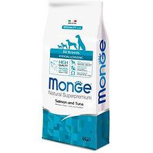 Monge Dog Speciality Hypoallergenic salm