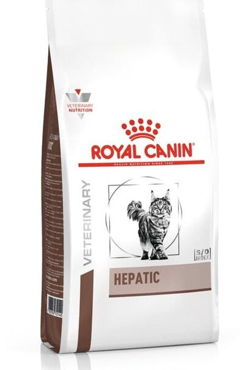 Royal Canin Hepatic, при проблемах с печенью