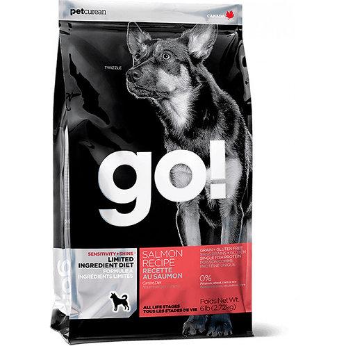 Go salmon recipe Гоу беззерновой для щенков и собак с лососем для чувствительног