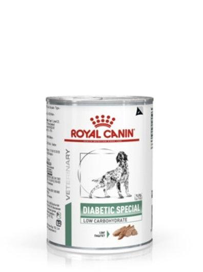 Royal Canin veterinary diabetic special консервы для собак при сахарном диабете