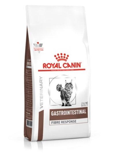 Royal Canin gastrointestinal Fibre Response для кошек при запоре