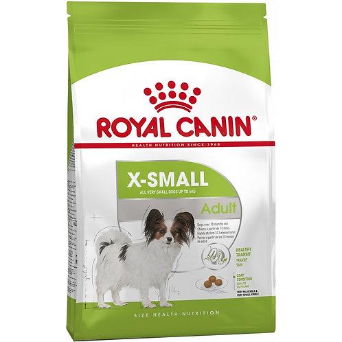 Royal Canin X-Small Adult 8+ для взрослых собак карликовых пород от 8 до 12 лет