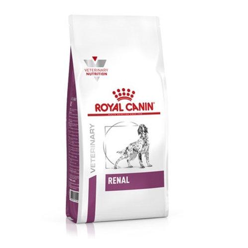 Royal Canin veterinary renal для собак при хронической почечной недостаточности