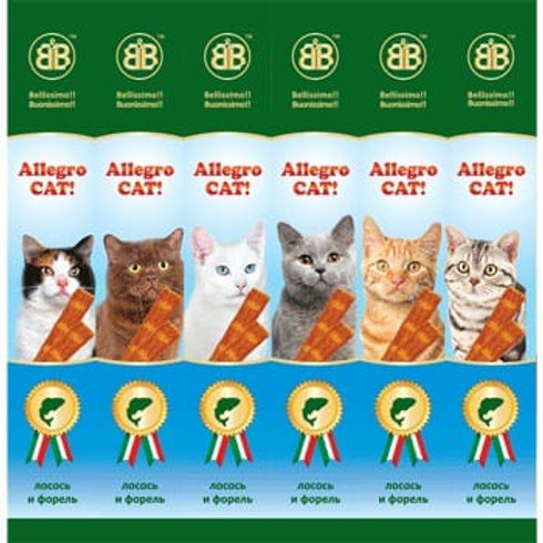 Лакомство для кошек ALEGRO CAT.