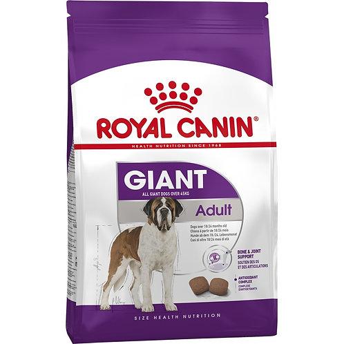 Royal Canin Giant Adult корм для взрослых собак гигантских пород: более 45 кг