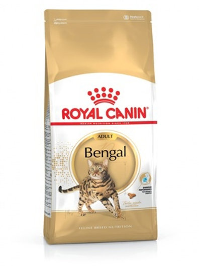 Royal Canin adult bengal для бенгальских кошек