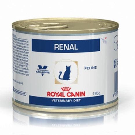 Royal Canin renal консерва для кошек при хронической почечной недостаточности