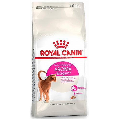 Royal Canin Aroma Exigent Роял Канин Сухой корм для кошек привередливых к аромат
