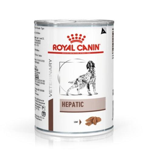 Royal Canin veterinary hepatic консервы для собак при заболевании печени