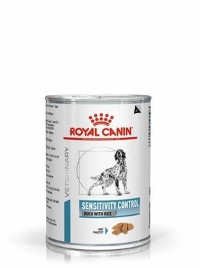 Royal Canin veterinary sensitivity control для собак при пищевой аллергии