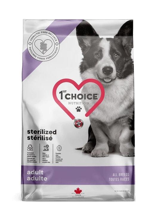 1St Choice Sterilized Dog - Сухой корм для стерилизованных собак