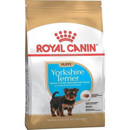 Royal Canin Junior Yorkshire Terrier Диета для щенков йоркширских терьеров
