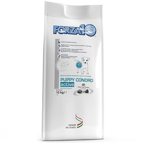 FORZA10 Puppy Condro Active сбалансированный для щенков и кормящих сук