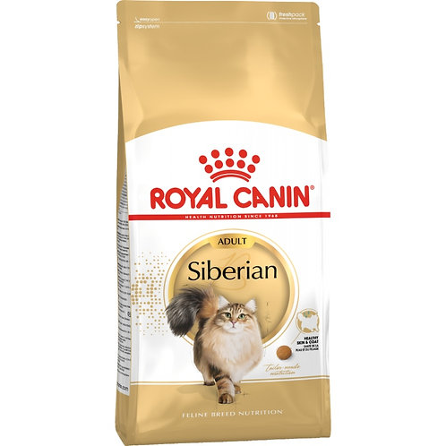 Royal Canin Adult Siberian Роял Канин Корм для сибирских кошек