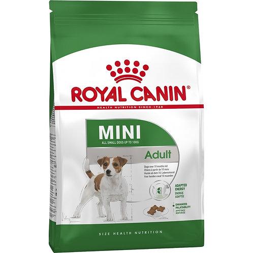 Royal Canin Mini Adult корм для взрослых собак малых пород: до 10 кг