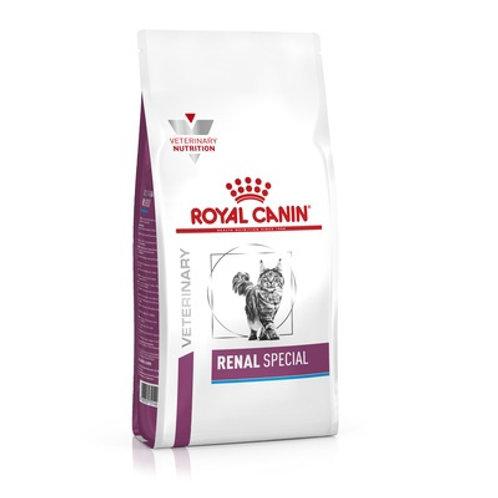 Royal Canin renal special с пониж. аппетитом при хронической почеч. недостататоч