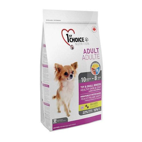 1st Choice гипоаллергенный сухой корм для собак декоративных и мелких пород (с я