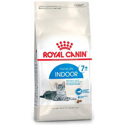 Royal Canin Indoor 7+ Роял Канин Сухой корм для кошек старше 7 лет живущих в пом