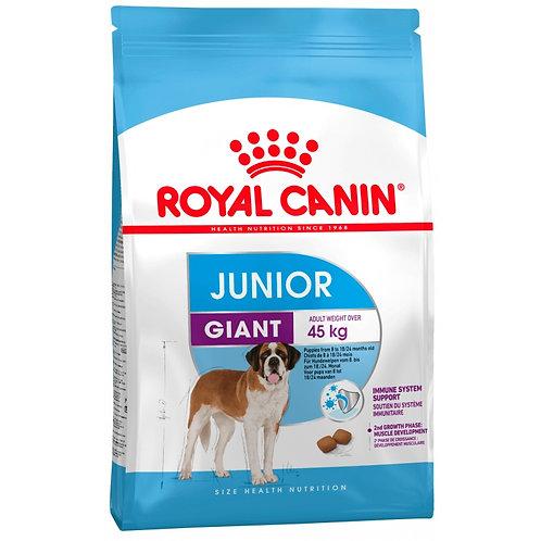 Royal Canin Junior Giant Диета для щенков гигантских пород