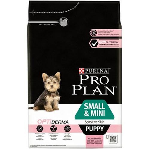 Purina Pro Plan small mini Пурина Про План для щенков малых и карликовых пород