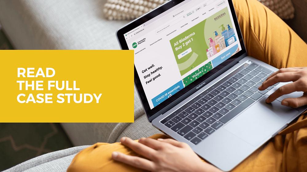 Read the full CHS Community Pharmacy case study