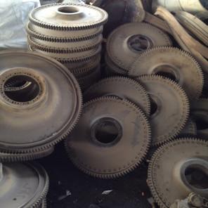 Scrap Aviation Alloy Recycling
