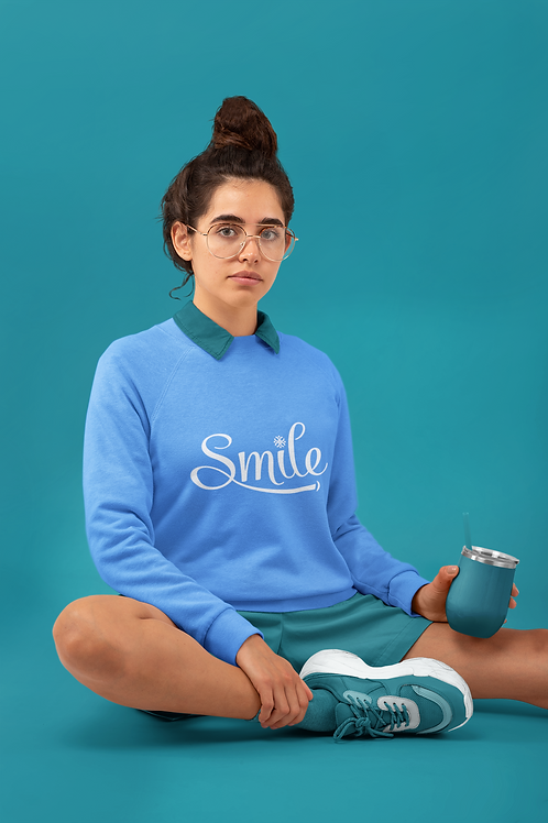 Unspoken Smiles Sweatshirt