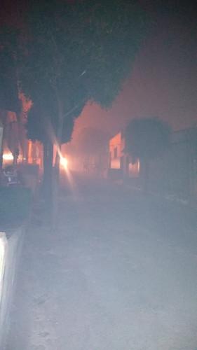 Incêndio em lixão de Porteiras preocupa alguns moradores
