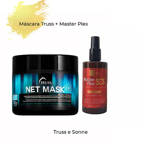 Kit Mask Truss + SOS Sonne