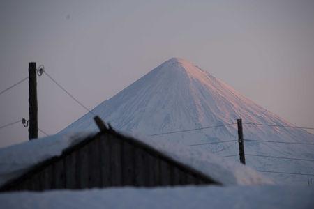 View from Klyuchi