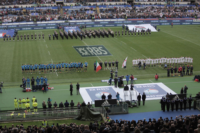 England Six Nations Rugby