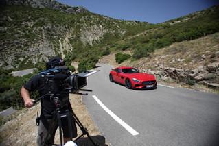Pirelli Tyres PROMO Shoot 2016