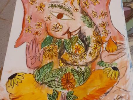 O famoso Ganesha
