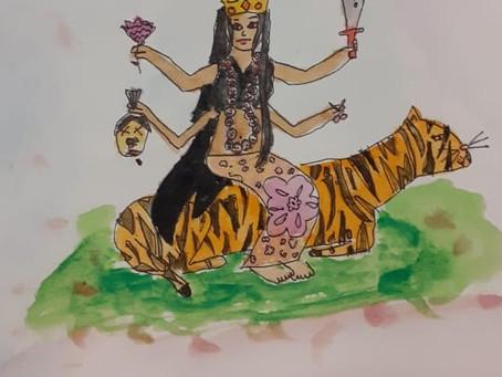 Durga o Mito