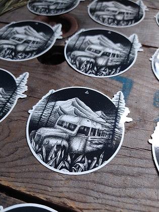 Stickers Magic Bus