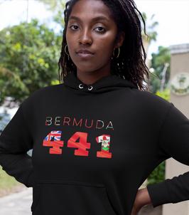 Bermuda 441 Women's Pullover Hoodie