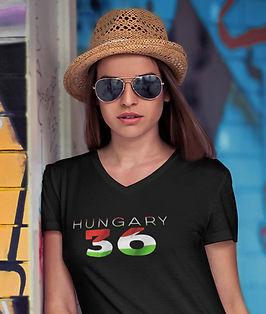 Hungary 36 Womens T-Shirt