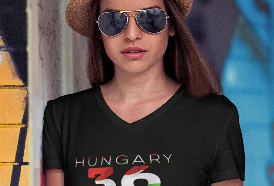Hungary Womens T-Shirt