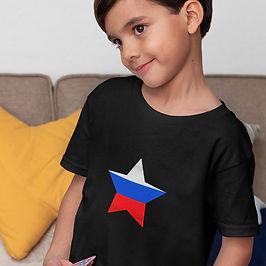 Russia Childrens T-Shirt