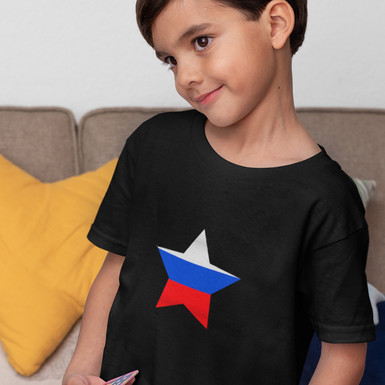 Russia Childrens T-Shirt