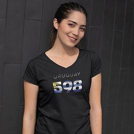 Uruguay 598 Women's T-Shirt