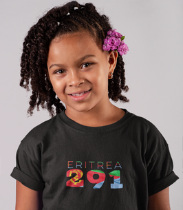 Eritrea 291 Childrens T-Shirt
