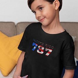 Puerto Rico Childrens T-Shirt