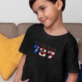 Puerto Rico Childrens T-Shirt