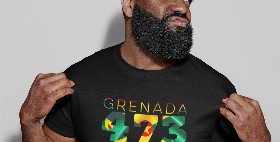 Grenada Mens T-Shirt