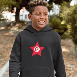 Tunisia Childrens Hoodie